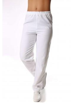 Körgumis nadrág egyenes szárral