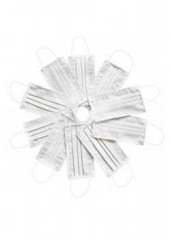 Mosható textil szájmaszk egységcsomag 10 db