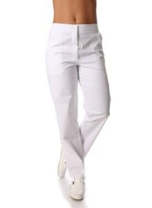 Normál derekas egyenes szárú nadrág