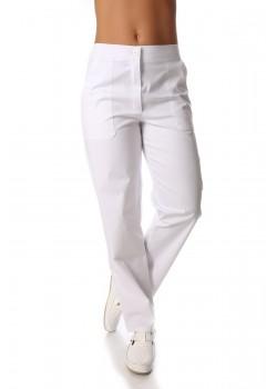 Normál derekú, egyenes szárú nadrág